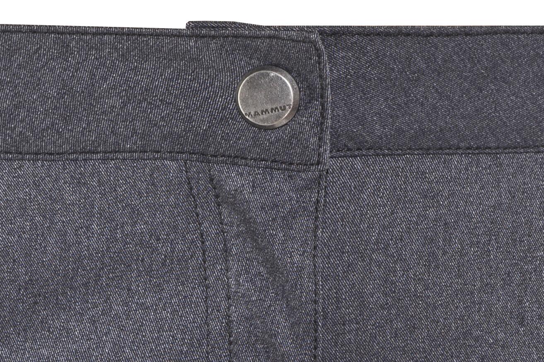 Mammut Klettergurt Focus : Mammut massone pants women black mélange campz
